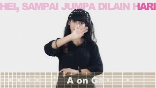 Gambar cover Endank Soekamti - Sampai Jumpa (Official Lyric Video with Sign Language)