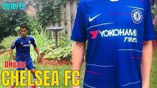 DHgate CHELSEA 2018 19 Home PL JERSEY REVIEW  2679b4a0a