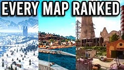 Ranking Every PUBG Map From Worst To Best!