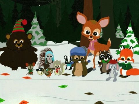 South Park Woodland Critter Christmas.South Park The Stick Of Truth Christmas Critters Location
