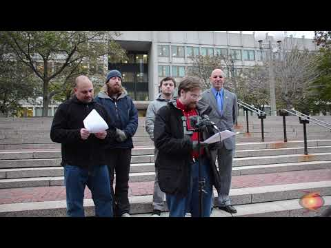 Resist Marxism Nov. 14 Full Press Conference at Boston City Hall