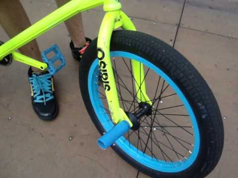Sunday Aaron Ross Bike Check 2011 New One Youtube