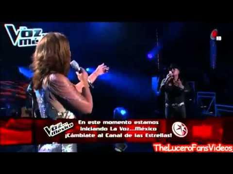 Lucero - Si no te hubieras ido (English)