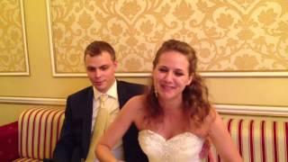 Видео отзыв ведущий и тамада на свадьбу Москва Плахтий Владимир.