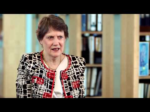 Interview with Helen Clark, Administrator, UN Development Programme