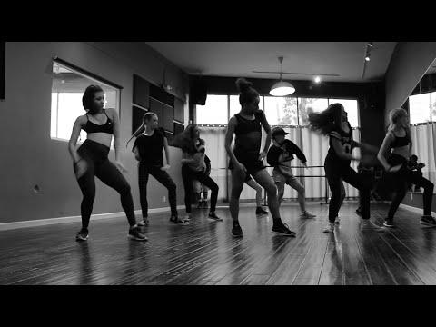 JORDYN JONES | Behind the Scenes Rehearsal | Lips Are Movin