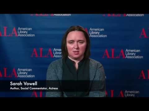 2015 ALA Annual Conference - Sarah Vowell On 'Lafayette In The Somewhat United States'