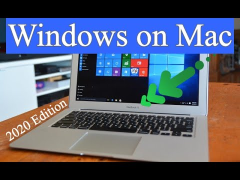 How To Run Windows 10 On Mac For FREE (Step By Step) [2020]