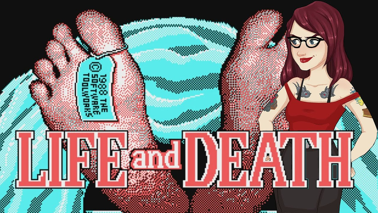 Life & Death (1988) - MobyGames