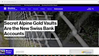 ThinkVesting: Safehaven and Gold Price Dip