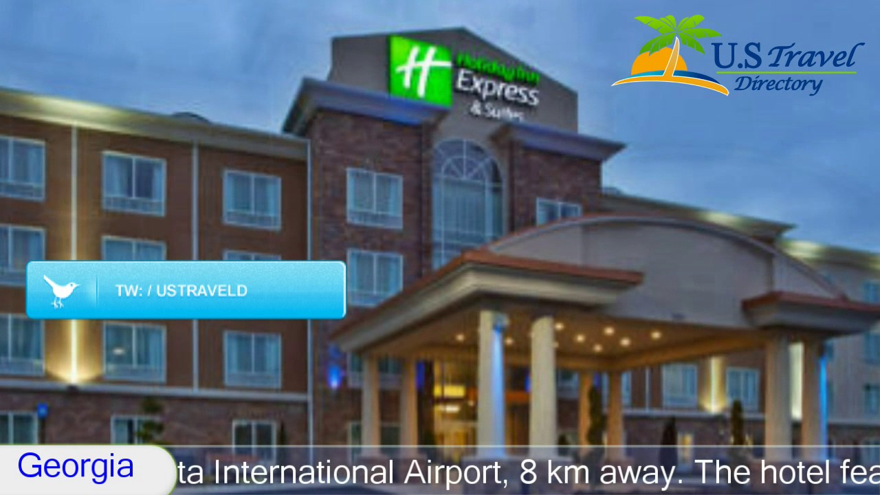 Holiday Inn Express Hotel Suites Atlanta Airport West Camp Creek Hotels Georgia