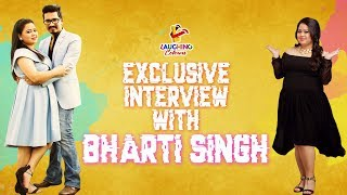 Exclusive Interview With Extreme Stand-up Comedian & Actress Bharti Singh by Vihaan Goyal