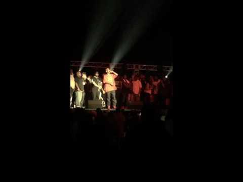 Blood Red DMX 2016 live