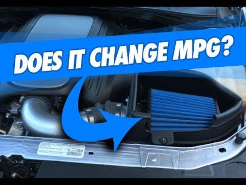 Aftermarket Air Filter Intake - Will MPG change?