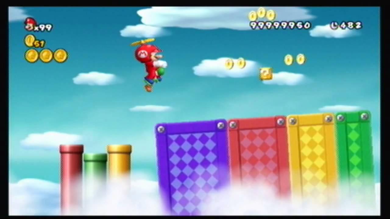 New Super Mario Bros. 2 Trailer (QR Code)