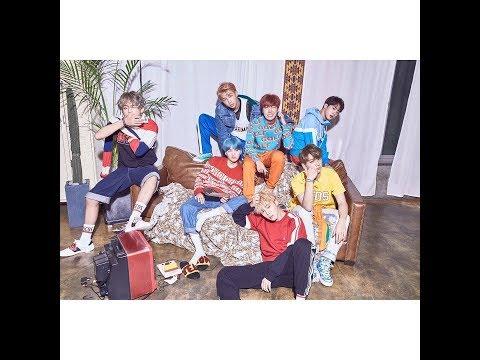 BTS - DNA Dance Mirrored 2X FASTER