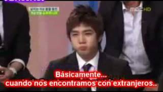 [Sub Esp]Happy Day con Super Junior 1/7