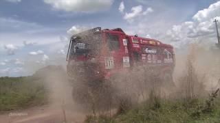 МАЗ валит   Белорусы на Дакаре 2017 подборка заездов от старта до финиша этапы 1  12   Дакар 2017
