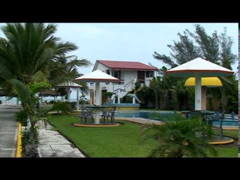 Costa esmeralda hotel motel andrea youtube - Casitas de playa ...