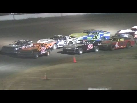Street Stock Feature | McKean County Raceway | Fall Classic | 10.11.14