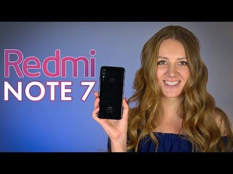 Redmi Note 7 – слишком хорошо, чтобы быть правдой?