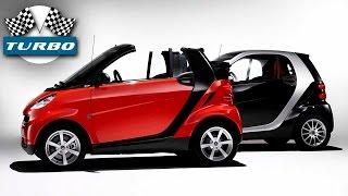 видео Маленькие машины для женщин. Выбираем мини авто.