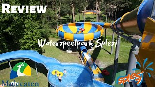 REVIEW: Waterspeelpark Splesj, Molecaten Bosbad Hoeven.
