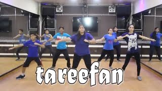 Tareefan | Veere Di Wedding | Bollywood Dance Choreography By Step2Step Dance Studio | Easy Steps