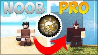 NOOB TO PRO - Beginner Guide - Nothing To Adurite - Roblox: Booga Booga [Tutorial]
