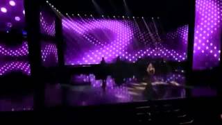 Ariana Grande   Love Me Harder feat  The Weeknd Performing Live at the AMAs 2014