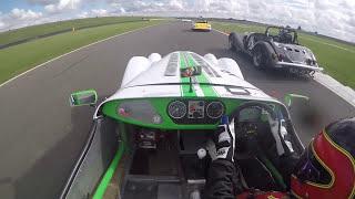 Morgan ---- MGCC Snetterton 200 2016