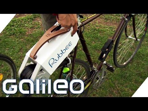 Gadgets fürs Fahrrad | Galileo | ProSieben