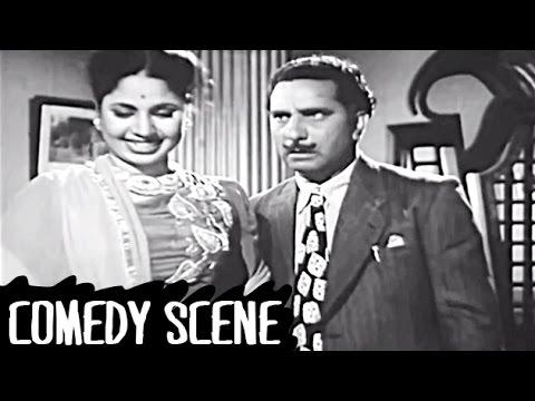 Geeta Bali, Sunder Funny Scene | Comedy Scene | Albela | Bhagwan Dada, Geeta Bali | HD