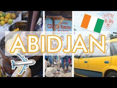 ABIDJAN, COTE D'IVOIRE | MY TRIP 🇨🇮✈️