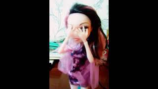 Какую можно сделать прическу для куклы?)