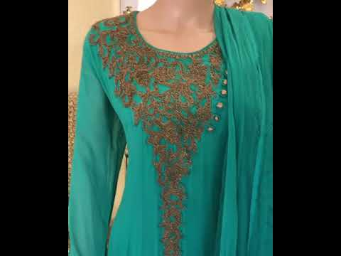 Party Wear Designer Anarkali