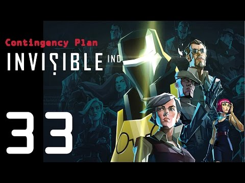 Invisible Inc. Contingency Plan 33 - Man down!
