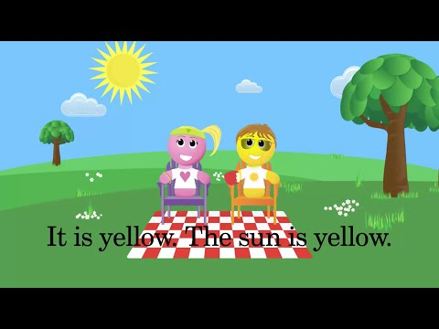 It Song - Sight Word Song Music Video