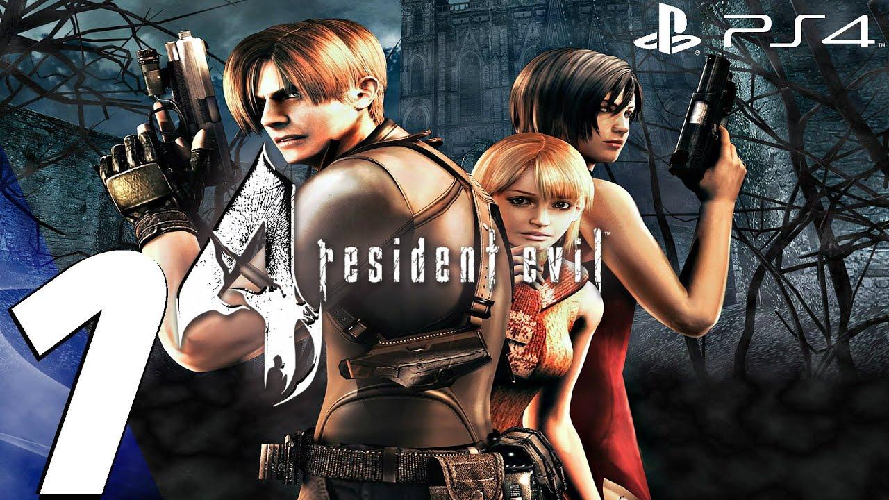 Resident Evil 4 Ps4 Gameplay Walkthrough Part 1 Prologue