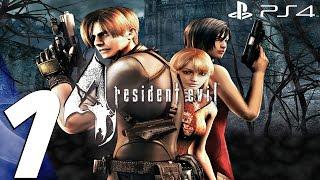 Resident Evil 4 (PS4) - Gameplay Walkthrough Part 1 - Prologue [1080P 60FPS]
