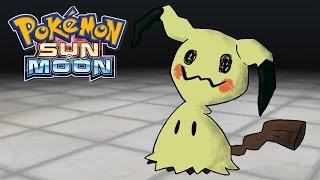 FIGHTING MIMIKYU!!!!! [Ep. 25] | Pokémon Sun And Moon