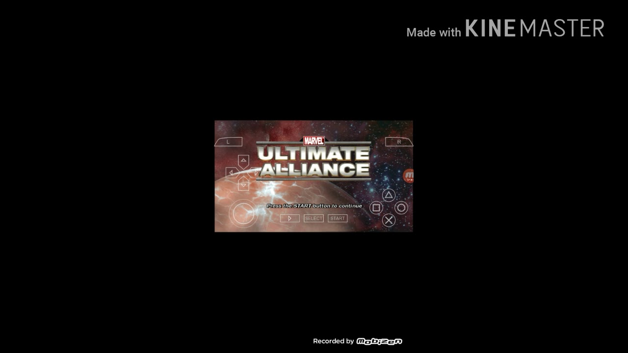 Sk Technical Marvel Ultimate Alliance 2 Highly Compressed In 200