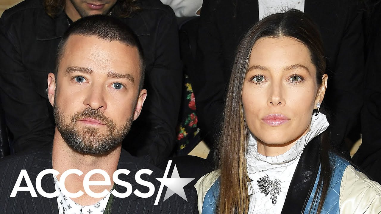 Justin Timberlake apologizes to Jessica Biel after he was pictured ...