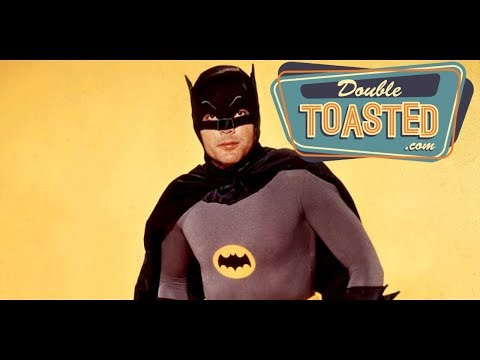 The High Score Tribute to Adam West - A Double Toasted Highlight
