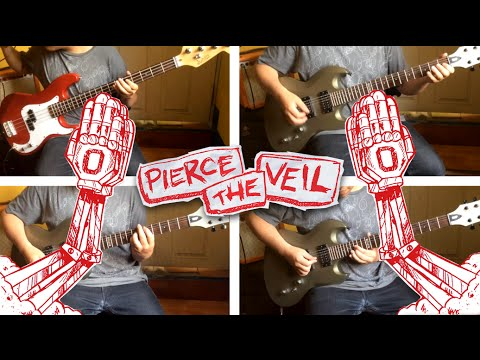Pierce The Veil - Circles (Instrumental Cover) + Tabs
