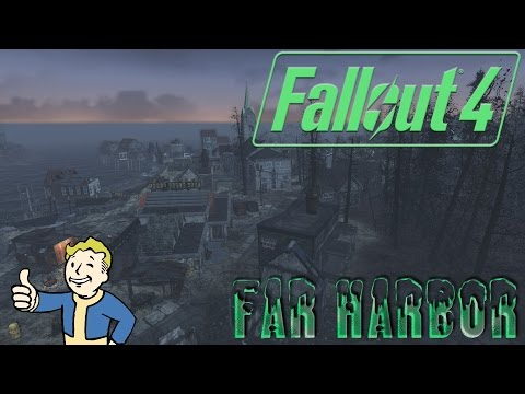 "Fallout 4 Far Harbor  ""Far from Home"""