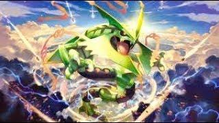 Mega-Rayquaza Moveset?! Pokemon Strategies #001