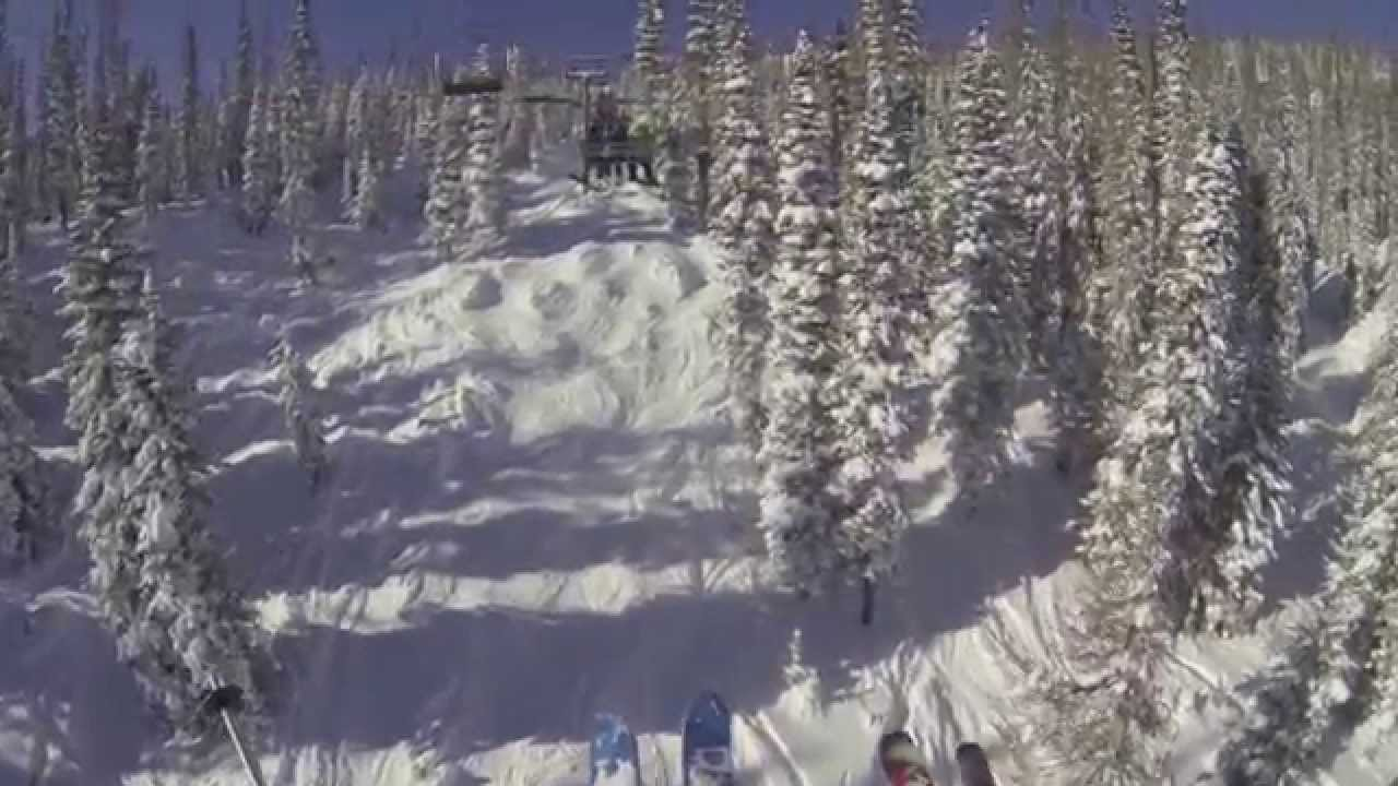 wolf creek ski resort colorado new years 2015 chad and tara kiehn