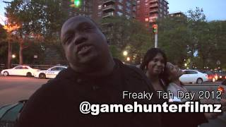 Dj Rough Handz speaks about the Dj line up for Freaky Tah Day 2012 Official Footage