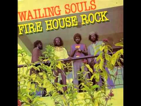 The Wailing Souls - A Fool Will Fall - (Fire House Rock)